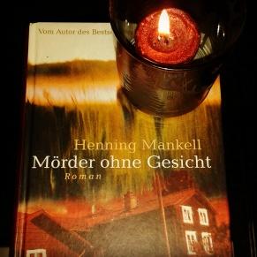 Lesenlieben-Henning Mankell-Mörder ohne Gesicht