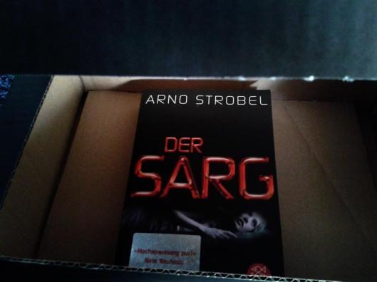 Arno Strobel-Der Sarg