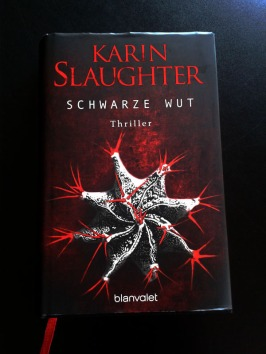 Karin Slaughter-Schwarze Wut