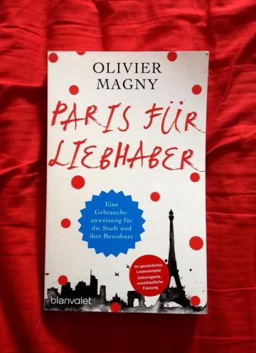 Olivier Magny-Paris für Liebhaber