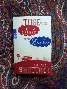 Shari Shattuck-Tage wie Salz und Zucker