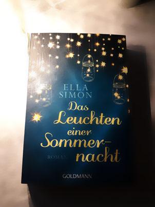 Ella Simon-Das Leuchten einer Sommernacht