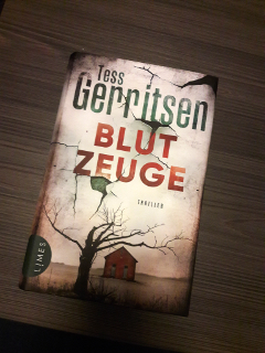Tess Gerritsen-Blutzeuge