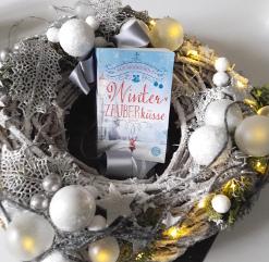 Cover Winterzauberküsse roman für die weihnachtszeit buchempfehlung winter für kuschelige stunden auf der couch