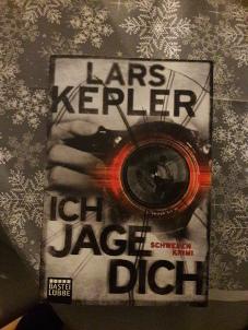Lars Kepler-Ich jage dich