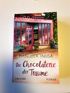 Manuela Inusa-Die Chocolaterie der Träume
