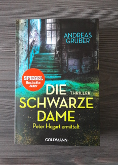 Andreas Gruber-Die schwarze Dame