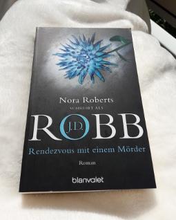 J.D. Robb-Redezvous mit einem Mörder