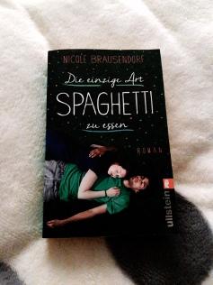 Nicole Brausendorf-Die einzige Art Spahetti zu essen