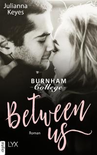"""Rezension """"Between us"""" Burnham Reihe 1 gute liebesromane"""