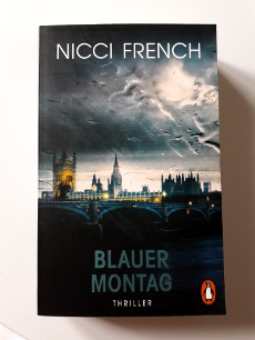 Nicci French-Blauer Montag