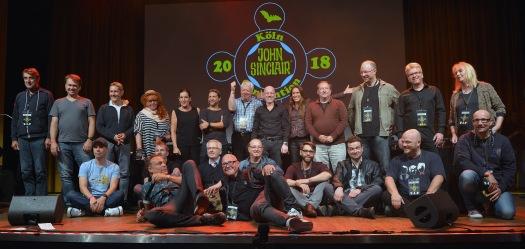 John Sinclair, Convention 2018 Auswahl 2-076